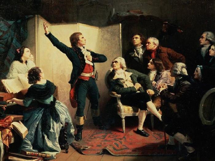 Гимн революционеров до сих пор является гимном Франции